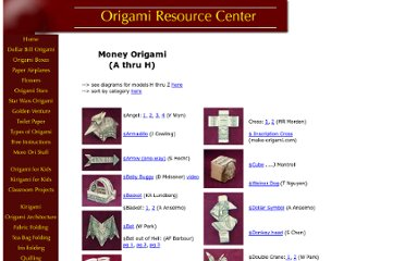 http://www.origami-resource-center.com/money-origami.html