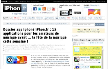 http://www.iphon.fr/post/Dossier-applications-iPhone-musique