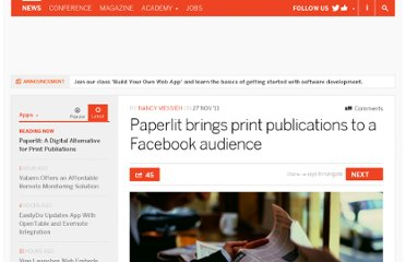 http://thenextweb.com/apps/2011/11/27/paperlit-brings-print-publications-to-a-facebook-audience/