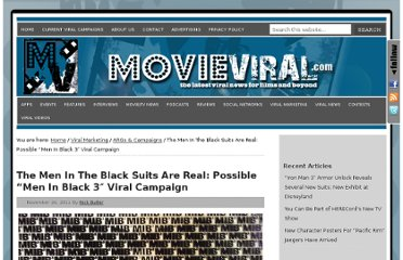 http://www.movieviral.com/2011/11/26/the-men-in-the-black-suits-are-real-possible-men-in-black-3-viral-campaign/