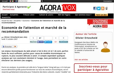 http://www.agoravox.fr/actualites/economie/article/economie-de-l-attention-et-marche-30291