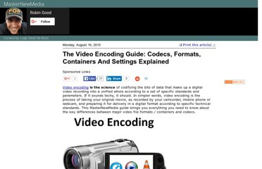 http://www.masternewmedia.org/the-video-encoding-guide-codecs-formats-containers-and-settings-explained/