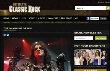 http://ultimateclassicrock.com/top-albums-of-2011/