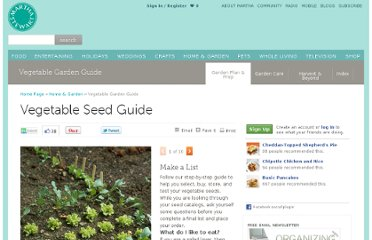 http://www.marthastewart.com/274942/vegetable-seed-guide