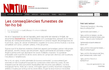 http://www.nativa.cat/2011/11/les-consequencies-funestes-de-fer-ho-be/