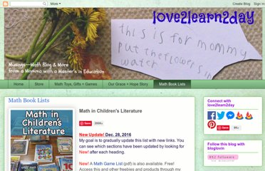 http://love2learn2day.blogspot.com/p/math-book-lists-tba.html