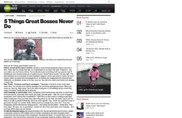 http://www.cbsnews.com/8301-505143_162-47743662/5-things-great-bosses-never-do/