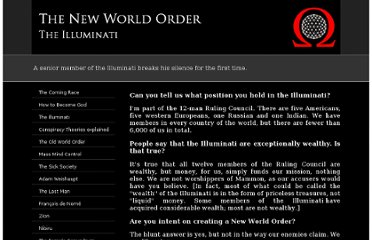 http://armageddonconspiracy.co.uk/The-Illuminati(903482).htm