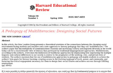 http://wwwstatic.kern.org/filer/blogWrite44ManilaWebsite/paul/articles/A_Pedagogy_of_Multiliteracies_Designing_Social_Futures.htm