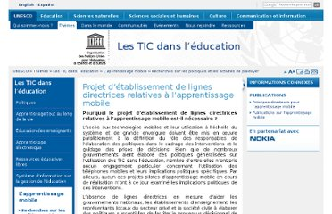 http://www.unesco.org/new/fr/unesco/themes/icts/m4ed/policy-research-and-advocacy/m-learning-policy-guidelines-project/