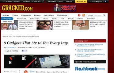 http://www.cracked.com/article_19571_8-gadgets-that-lie-to-you-every-day.html