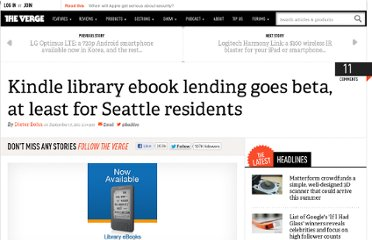 http://www.theverge.com/2011/09/19/kindle-library-ebooks-beta/