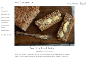 http://www.101cookbooks.com/archives/easy-little-bread-recipe.html