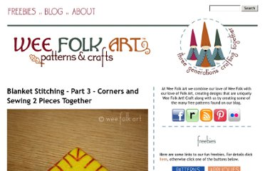 http://weefolkart.com/content/blanket-stitching-part-3-corners-and-sewing-2-pieces-together
