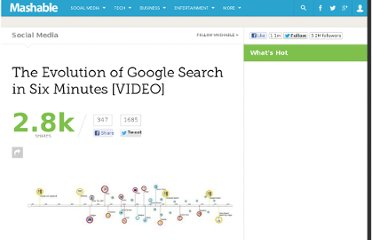 http://mashable.com/2011/11/28/evolution-of-google-search/