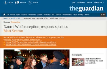 http://www.guardian.co.uk/commentisfree/cifamerica/2011/nov/28/naomi-wolf-reception-responses-critics