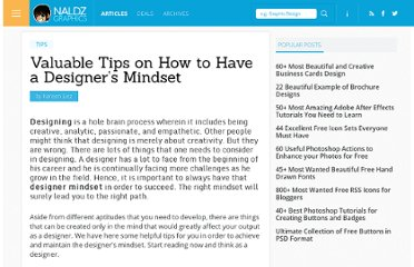 http://naldzgraphics.net/tips/how-to-have-designer-mindset/