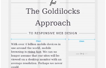 http://www.designbyfront.com/demo/goldilocks-approach/