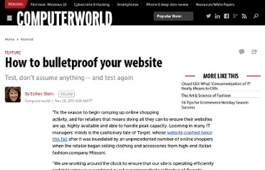 http://www.computerworld.com/s/article/9222177/How_to_bulletproof_your_website