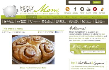 http://moneysavingmom.com/2011/11/this-weeks-menu-20.html