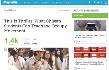 http://mashable.com/2011/11/28/thriller-social-media-protest-ows/