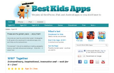 http://www.bestkidsapps.com/category/ages-5-8/