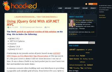 http://haacked.com/archive/2009/04/14/using-jquery-grid-with-asp.net-mvc.aspx