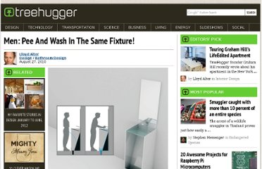 http://www.treehugger.com/bathroom-design/men-pee-and-wash-in-the-same-fixture.html