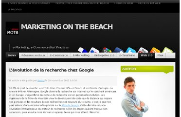 http://www.marketingonthebeach.com/levolution-de-la-recherche-chez-google/