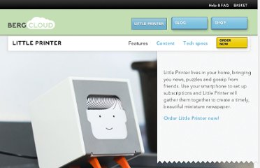 http://bergcloud.com/littleprinter/