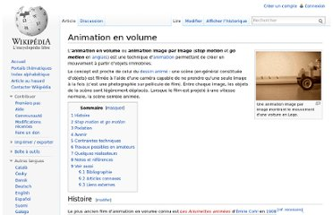 http://fr.wikipedia.org/wiki/Animation_en_volume