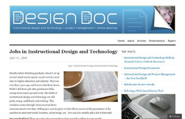 http://mvenable.wordpress.com/2010/07/11/jobs-in-instructional-design-and-technology/