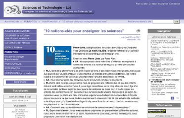 http://pedagogie.ac-toulouse.fr/lotec/Sciences/SPIP/spip.php?article195