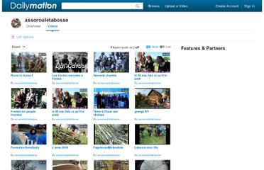 http://www.dailymotion.com/user/assorouletabosse/1