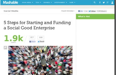 http://mashable.com/2011/11/29/start-social-enterprise-tips/