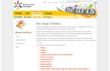 http://www.nicurriculum.org.uk/microsite/the_arts/drama/keystage_2/