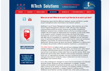 http://www.gowildnhitech.com/implementationprojectmanagement.html