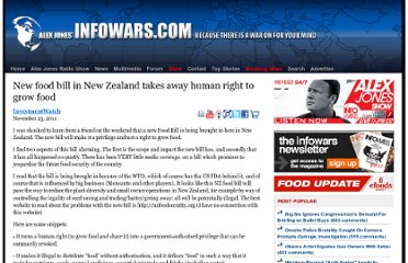 http://www.infowars.com/new-food-bill-in-new-zealand-takes-away-human-right-to-grow-food/