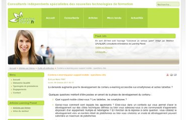 http://learning-planet.fr/index.php?option=com_content&view=article&id=300:contenu-e-learning-pour-support-mobile-questions-cles&catid=79:outils-et-methodes&Itemid=120