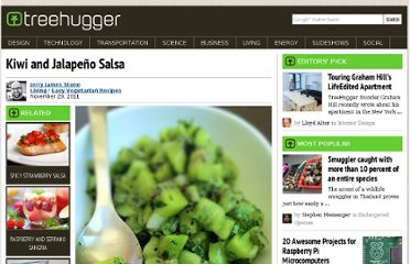 http://www.treehugger.com/easy-vegetarian-recipes/kiwi-and-jalapeno-salsa.html