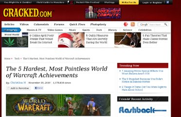 http://www.cracked.com/article_18907_the-5-hardest-most-pointless-world-warcraft-achievements.html