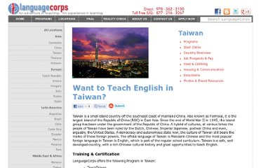 http://www.languagecorps.com/teach-english-Taiwan/
