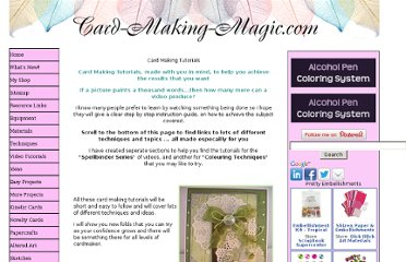 http://www.card-making-magic.com/cardmakingtutorials.html