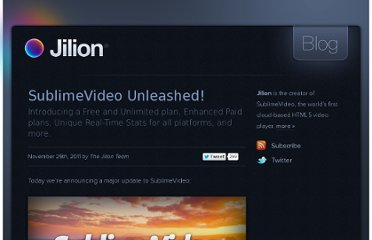 http://blog.jilion.com/2011/11/29/sublimevideo-unleashed