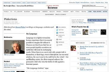 http://www.nytimes.com/2011/11/29/science/pinkerisms.html?_r=1&src=tp