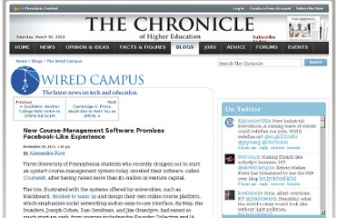 http://chronicle.com/blogs/wiredcampus/new-course-management-software-promises-facebook-like-experience/34488