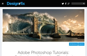 http://designrfix.com/resources/adobe-photoshop-tutorials