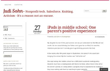 http://judisohn.com/2011/11/27/ipads-in-middle-school-one-parents-positive-experience/
