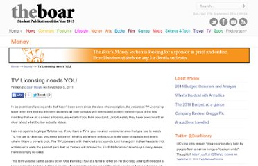 http://theboar.org/money/2011/nov/8/tv-licensing-needs-you/