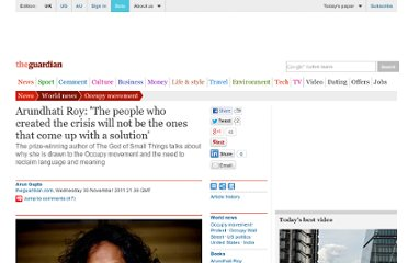 http://www.guardian.co.uk/world/2011/nov/30/arundhati-roy-interview